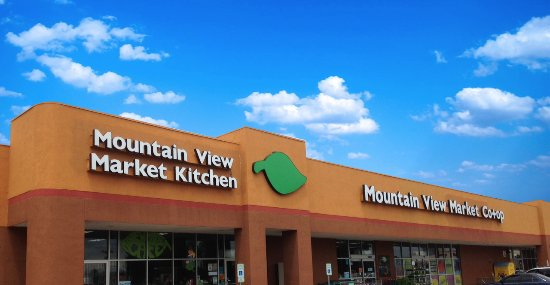 Mountain View Market Co+op was founded in 1975 to provide fresh, healthy, wholesome food.