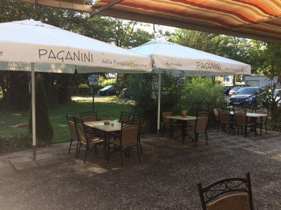 Buchen im Odenwald, เยอรมนี: Paganini Terrasse