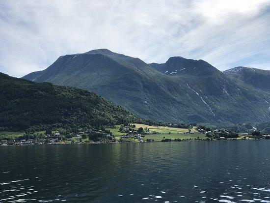 Hardanger Fjord : view