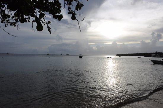 Managua Department, Nicaragua: Atardecer en Little Corn Island