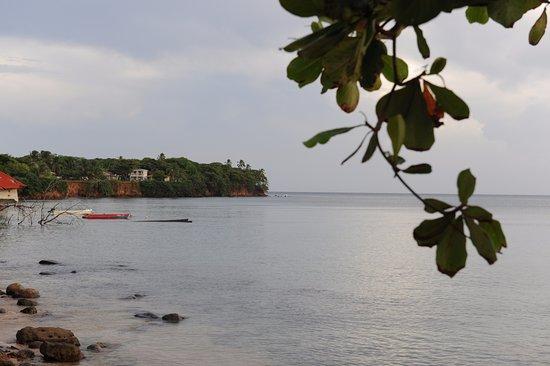 Managua Department, Nicaragua: Vista del mar en Little Corn Island