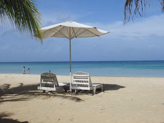 Managua Department, Nicaragua: Playa en Corn Island