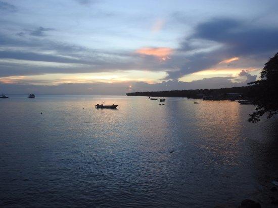 Managua Department, Nicaragua: Lindo panorama de un atardecer tranquilo y lleno de Paz