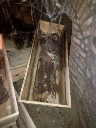 Znojmo, Republik Ceko: Znojemské podzemí