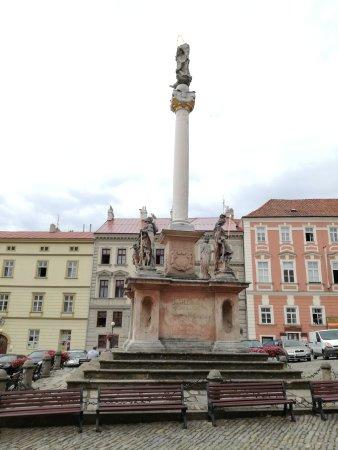 Znojmo, Republika Czeska: Divisovo Square