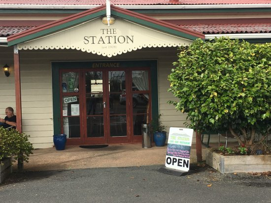 National Park Village, New Zealand: welcome