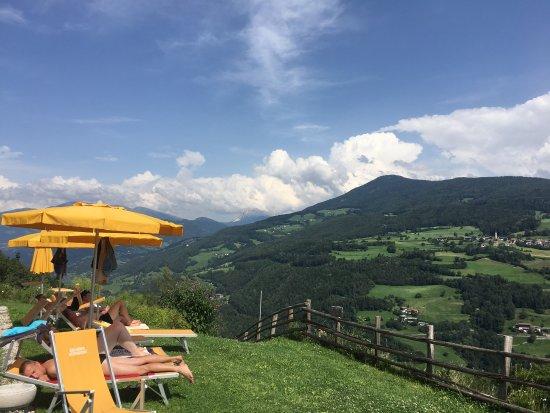 Villandro, Italy: Friendly Sieglinde & team