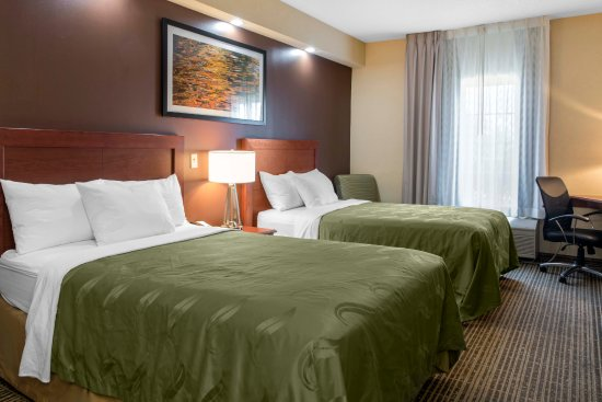 Harrisonburg, VA: Standard Room with Two Double (Full) beds