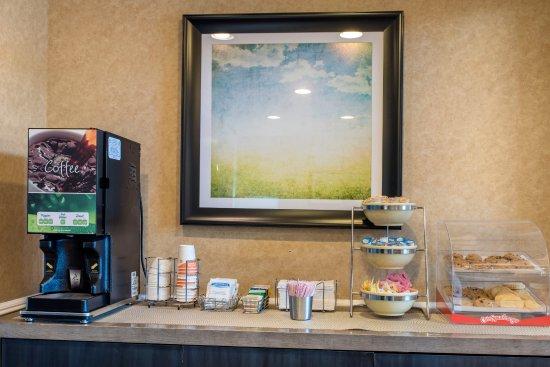 Harrisonburg, VA:  Coffee Station