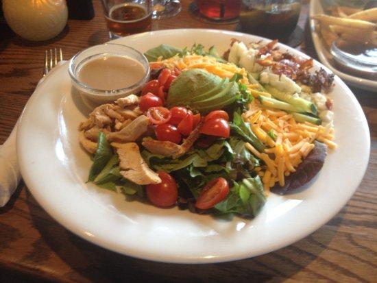 Chicken Cobb Salad! Yum!