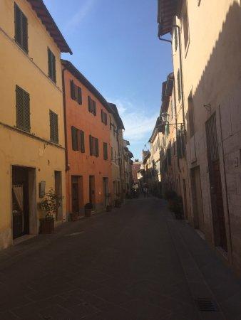 San Quirico d'Orcia, Italien: ....