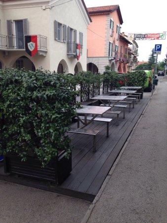 Fossano, Italia: Pizza da Benny
