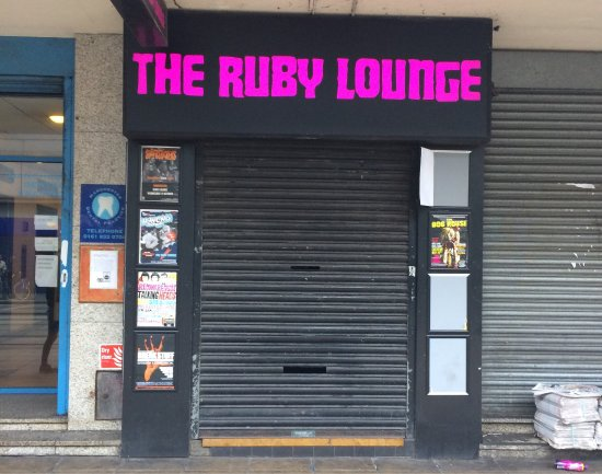 ‪The Ruby Lounge‬
