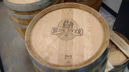 BlueDyer Distilling Co.