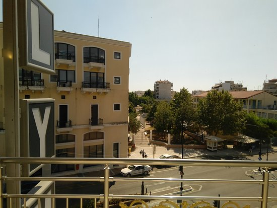 Pyrgos, اليونان: Olympos Hotel