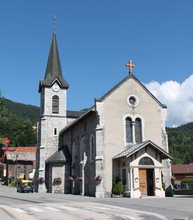 Saint-Jean-de-Sixt - Eglise