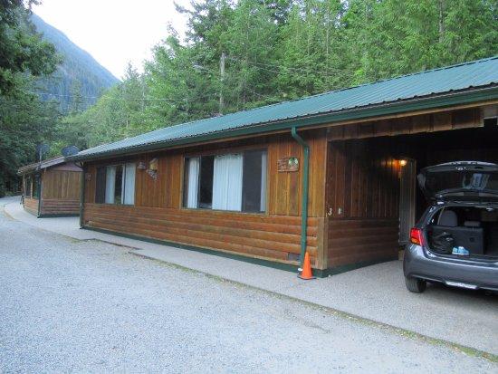 "Madeira Park, Kanada: ""Cottage"" suites"