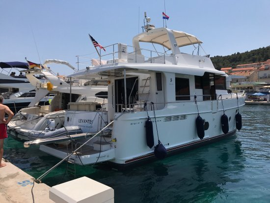 Korcula Island, كرواتيا: Korcula island ❤️just like a dream history very well protected nice people ACI is goog marine re