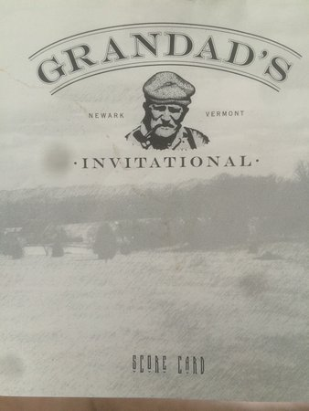 Grandad's Invitational GC