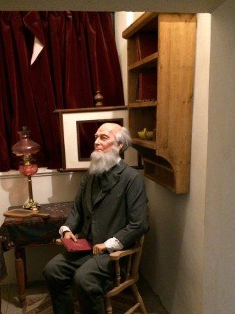 Northallerton, UK: Upstairs exhibition