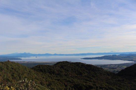 Taupo, New Zealand: topo