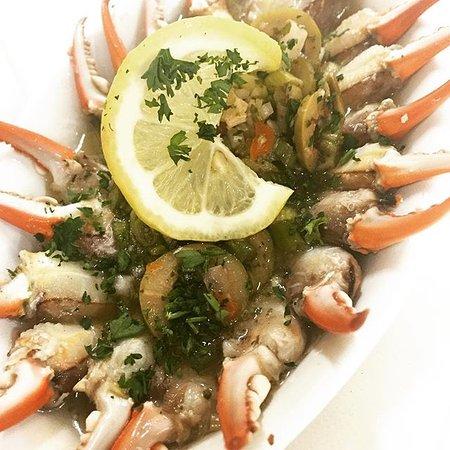 Texarkana, أركنساس: Crab Claws