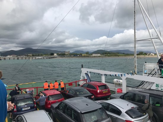 Scenic Carlingford Ferry