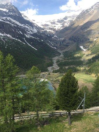 Alp Gruem, สวิตเซอร์แลนด์: Aussicht ist alles!