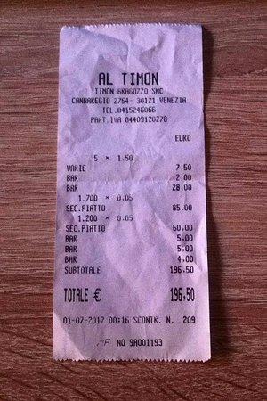 Al Timon : 1 luglio 2017