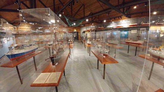 Duus Museum-Reykjanesbaer, Keflavik-Amazing Exhibit of Model Boats