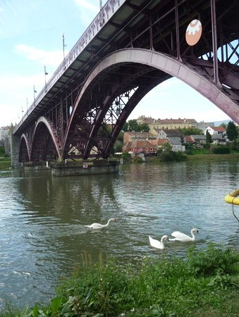Old Bridge (Drava Bridge)