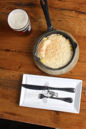 Wayne, PA: Gnocchi Mac and Cheese with a house made bechamel sauce