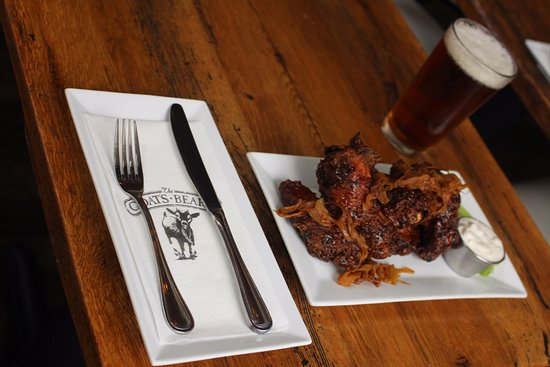 Wayne, Pensilvanya: Chipotle Honey Buttermilk Fried Wings