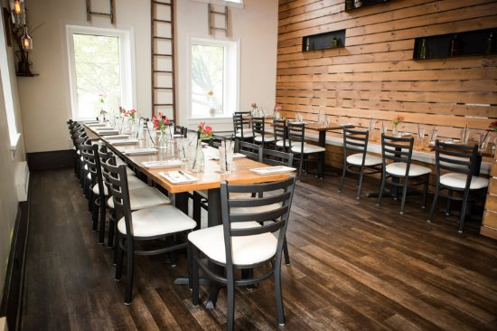 Wayne, PA: Our second floor can accommodate up to 50 people for private events!