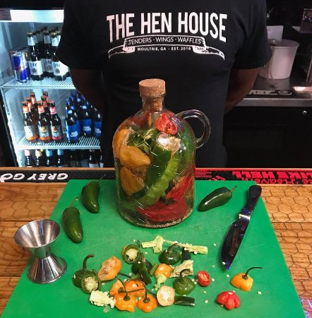 Moultrie, GA: The Devil's Water  WARNING  Seven Pepper Infused Tequila