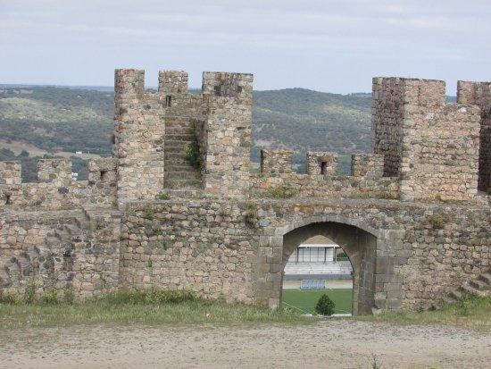 Arraiolos, Portugal: Ruinas do Castelo