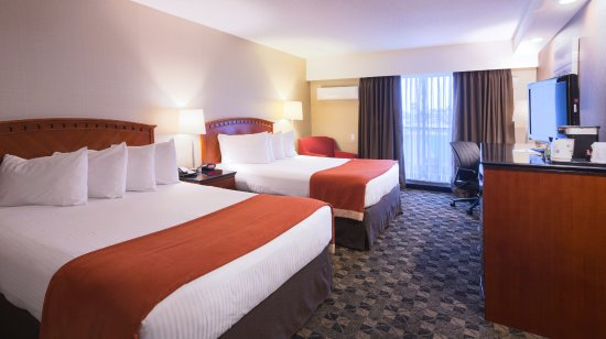 Best Western Northgate Inn: Deluxe Two Queen Bed Room