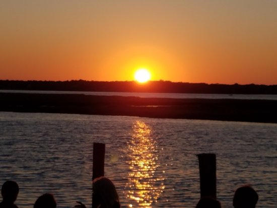 East Quogue, Нью-Йорк: Sunday July 9 Sunset