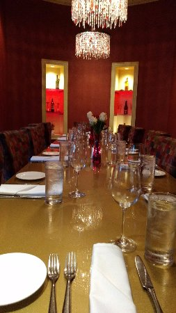 Exeter, Nueva Hampshire: Our Private Dining Room