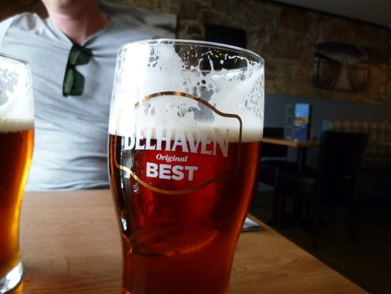 Lossiemouth, UK: A beer with Lunch