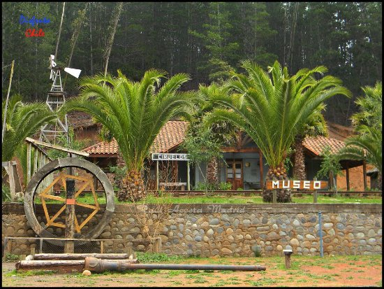 Pichilemu, Chile: Museo del Nino Rural