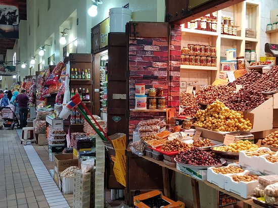 Old and traditional Kuwait Market place - Picture of Souk Al