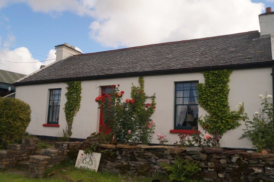 Dunfanaghy, Ireland: cottage with ensuite