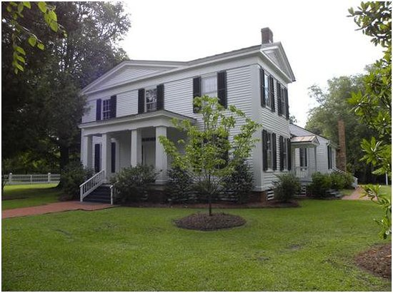 Liberty Hall Plantation Home