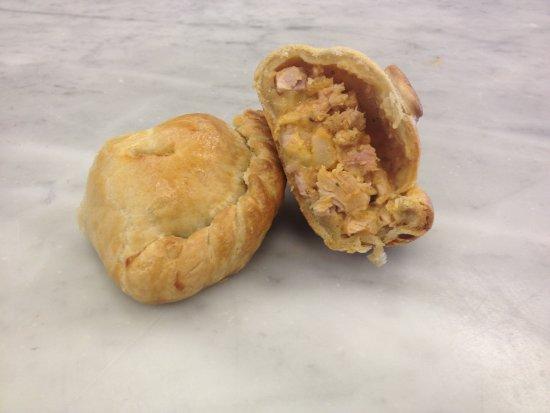 Vienna, VA: Chicken Cordon Bleu Pasty - always on the menu