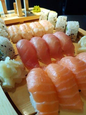 Skelleftea, Sweden: Wa Sushi