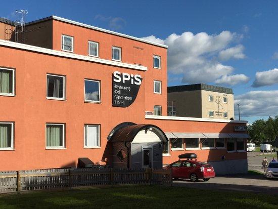 Hotell-Vandrarhem Yellow House i Kiruna - Hotels ...
