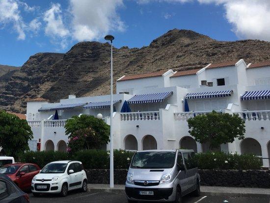 Santiago del Teide, Spanien: Apartments