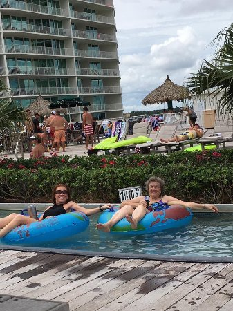 Caribe Resort: Lazy river.
