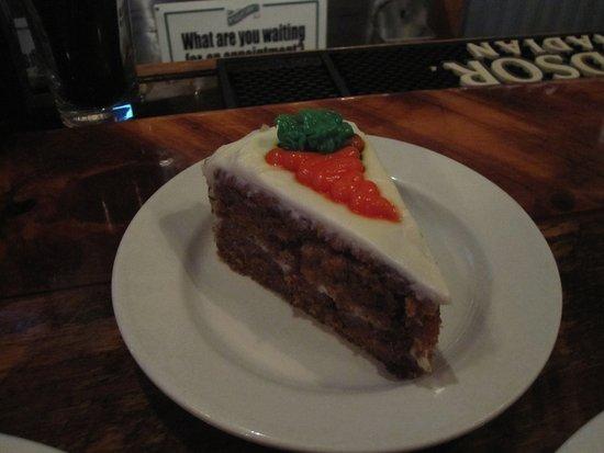 Prescott, WI: Carrot Cake
